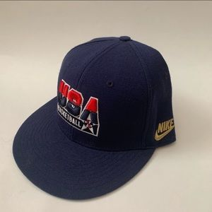 Vintage Nike USA Dream Team Olympics Fitted Hat
